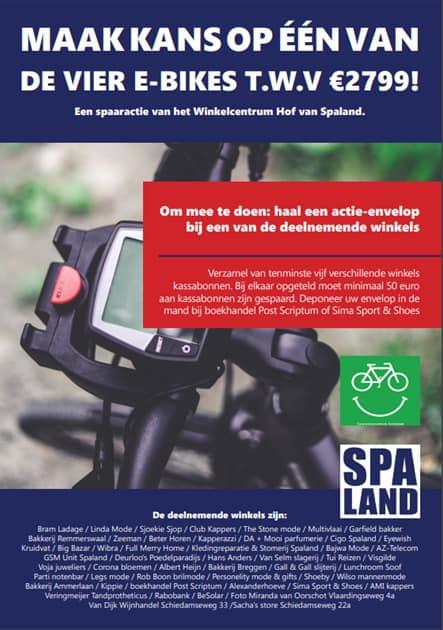 actie e-bike